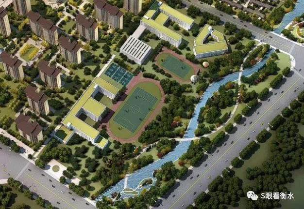 衡水市区将新建一小学,估计明年新生可入住!